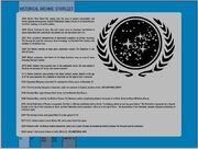 Archivio Storico, Starfleet (risorse della produzione)