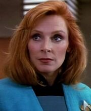 Beverly Crusher