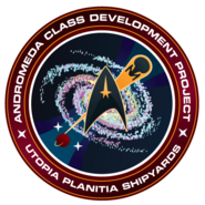 Andromeda class patch by Thomas Morrone