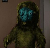 Onra as a creature