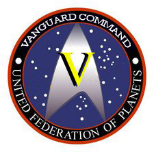 Vanguard command logo