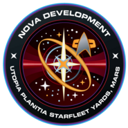 Nova class patch by Thomas Morrone