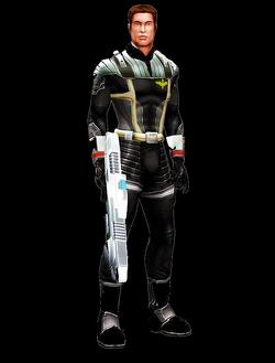 Daniel Rogers (Terran Empire)