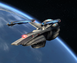 Federation Research Science Vessel