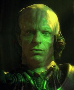 Male Borg