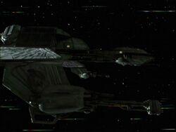 797px-Klingon Bird-of-Prey, profile