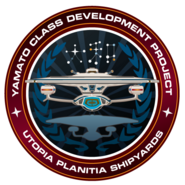 Yamato class patch by Thomas Morrone