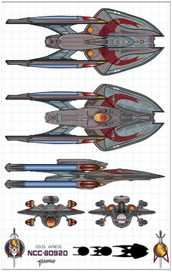 Battleship ares