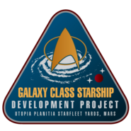 Galaxy class patch by Thomas Morrone