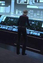 Virgo command division officer