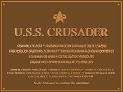 Plaque-Crusader