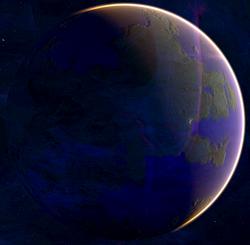 New Romulus space