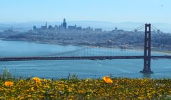 1200px-San Francisco from the Marin Headlands in March 2019
