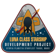 Luna class patch by Thomas Morrone