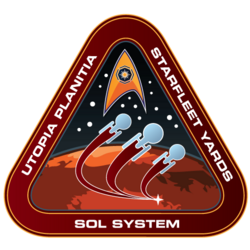 Utopia Planitia patch