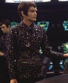 Donatra (romulan Commander)