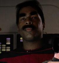 Starfleet shuttle pilot 2365
