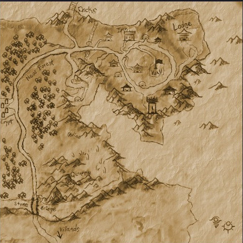 <i>Iyan's Starter Map</i>