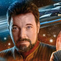 William Thomas Riker Profil