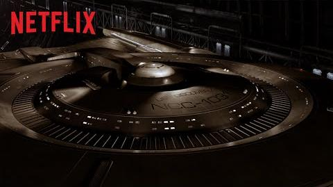 Star Trek Discovery - Test Flight - Netflix HD
