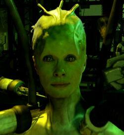 Borg Queen 2376