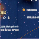 Serpentis-Sektor Atlas