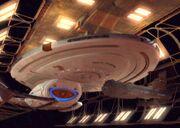 Voyager dock