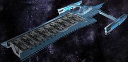 Frachter ST-SFC2-Typ