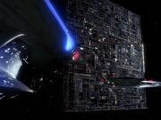 USS Enterprise-D Kubus
