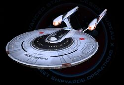 USS Exeter NCC-1672-C