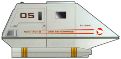 Typ-15-Shuttlekapsel