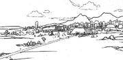 Acamar III Frühe Stadt