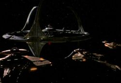 Galor DS9 Bedrohung