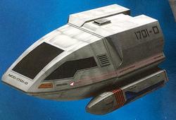 Typ 6 Shuttle Eaglemoss