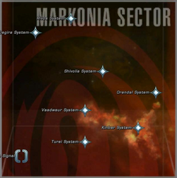 Markonia-Sektor