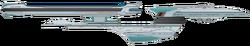 Excelsior Class Refit Seite