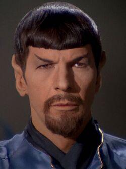 Spock Spiegeluniversum