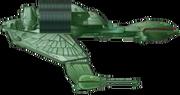 Klingonischer Bird-of-Prey