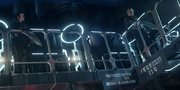 Romulaner auf Kubus
