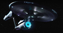 Constitution class, alternate reality