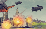 London Angriff