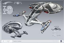 STO Excalibur Klasse