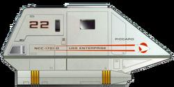Typ-15A-Shuttlekapsel
