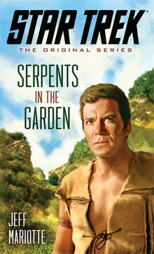 Serpents in the Garden cover
