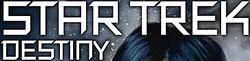 Star Trek Destiny Schriftzug
