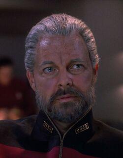 William T. Riker, 2395