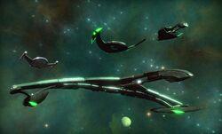 Romulanische Flotte