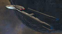 USS Lowe Excelsior