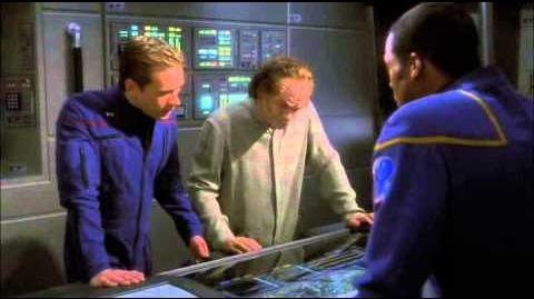 Star Trek Enterprise - Transformation