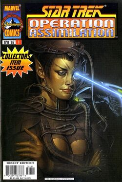 Operation Assimilation Cover